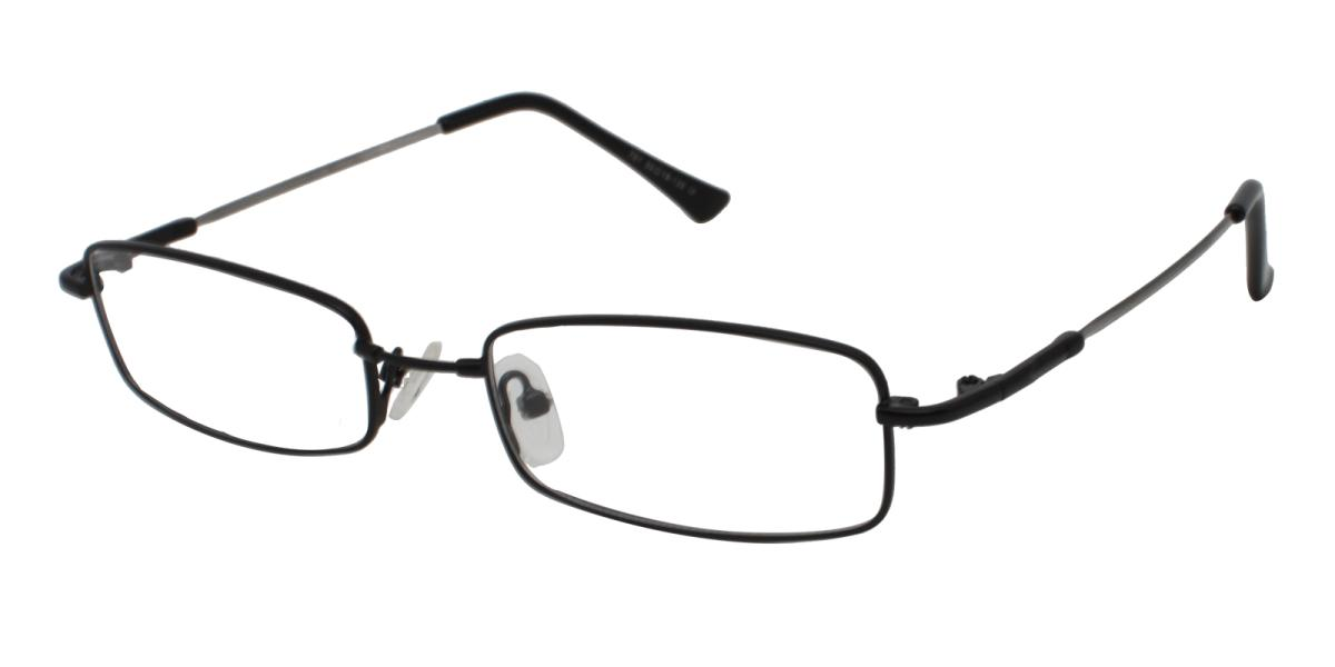 -Black-Rectangle-Metal-Eyeglasses-additional1