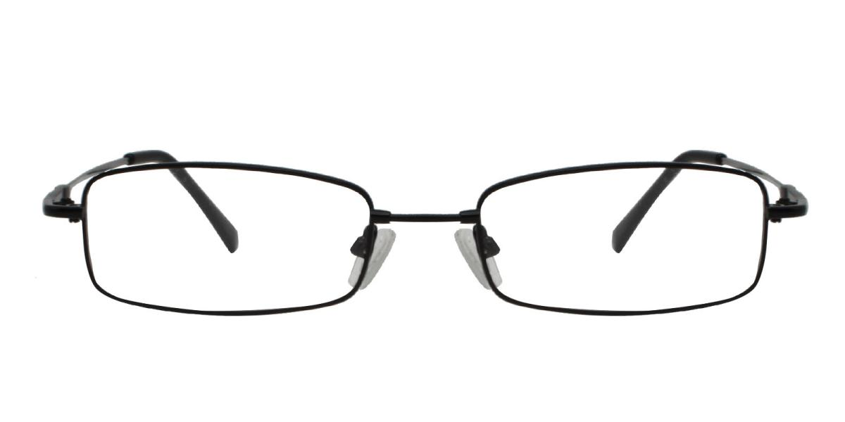 -Black-Rectangle-Metal-Eyeglasses-additional2
