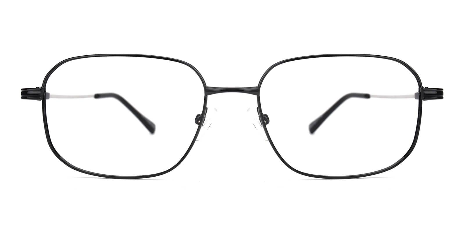 Weston-Black-Square-Metal-Eyeglasses-additional2