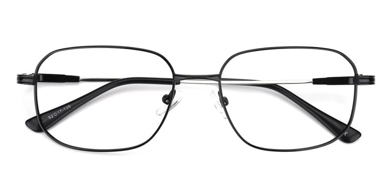 Weston-Black-Eyeglasses