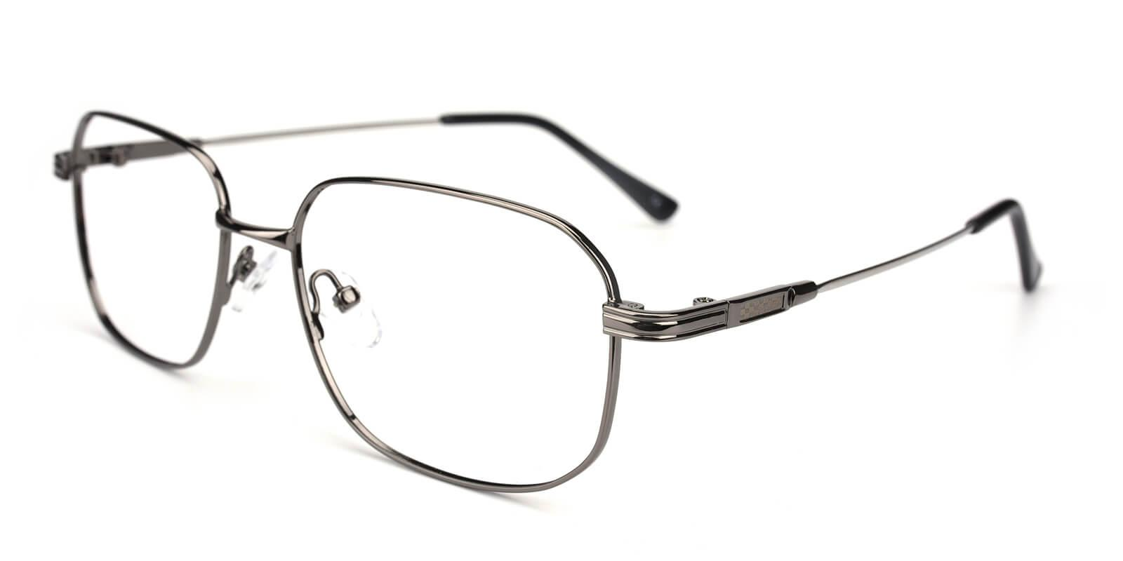 Weston-Gun-Square-Metal-Eyeglasses-additional1