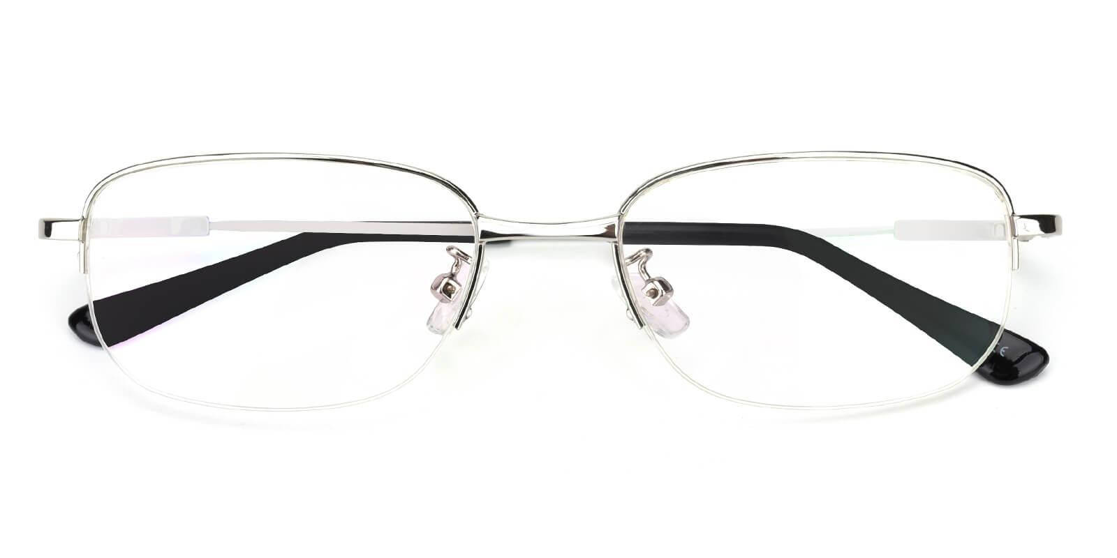 Joplin-Silver-Rectangle-Metal-Eyeglasses-detail