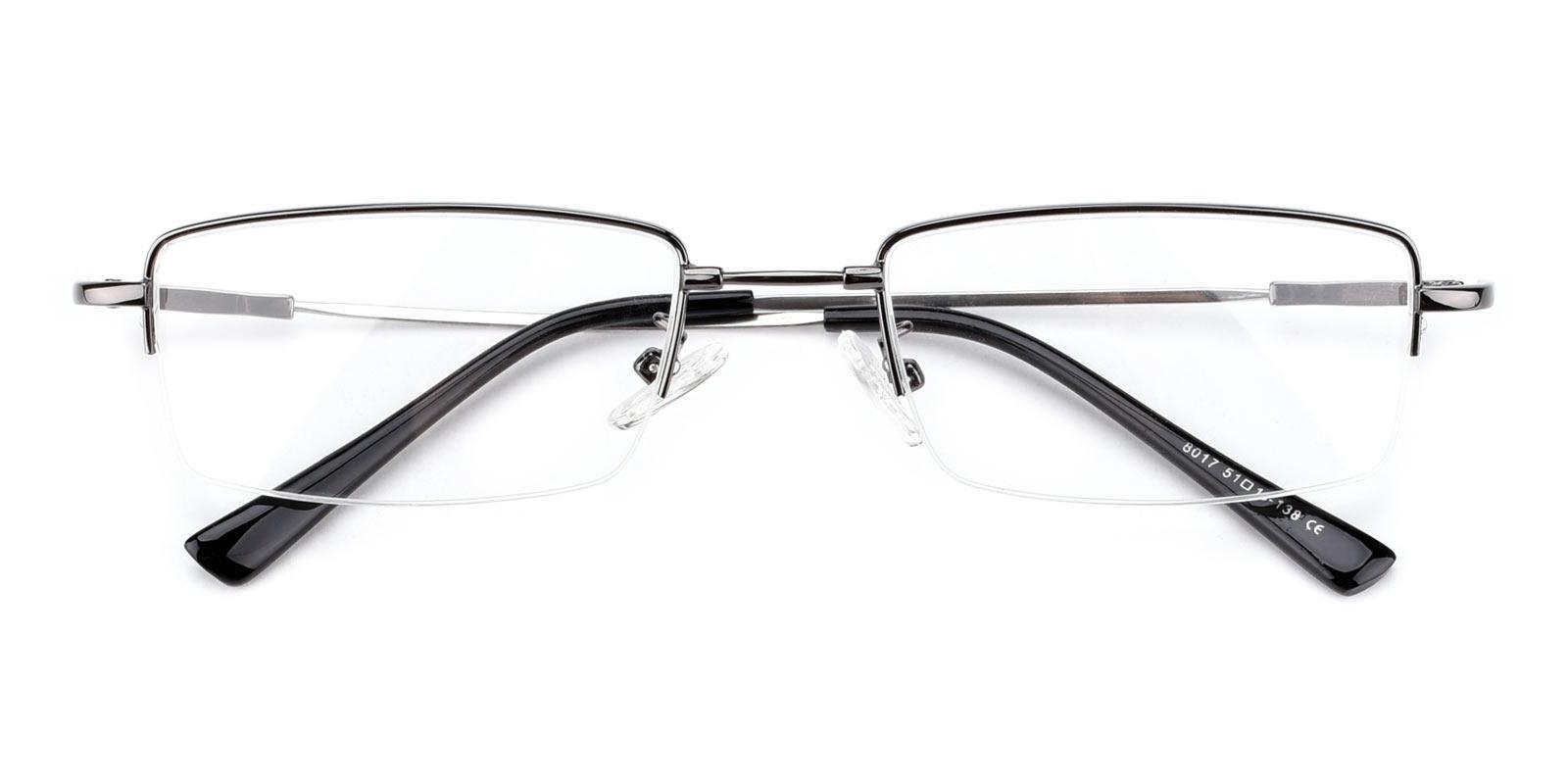 Pluto-Gun-Rectangle-Metal-Eyeglasses-detail