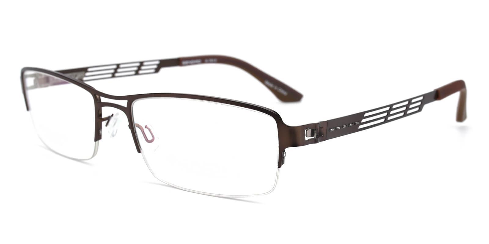 Carel-Brown-Rectangle-Metal-Eyeglasses-additional1