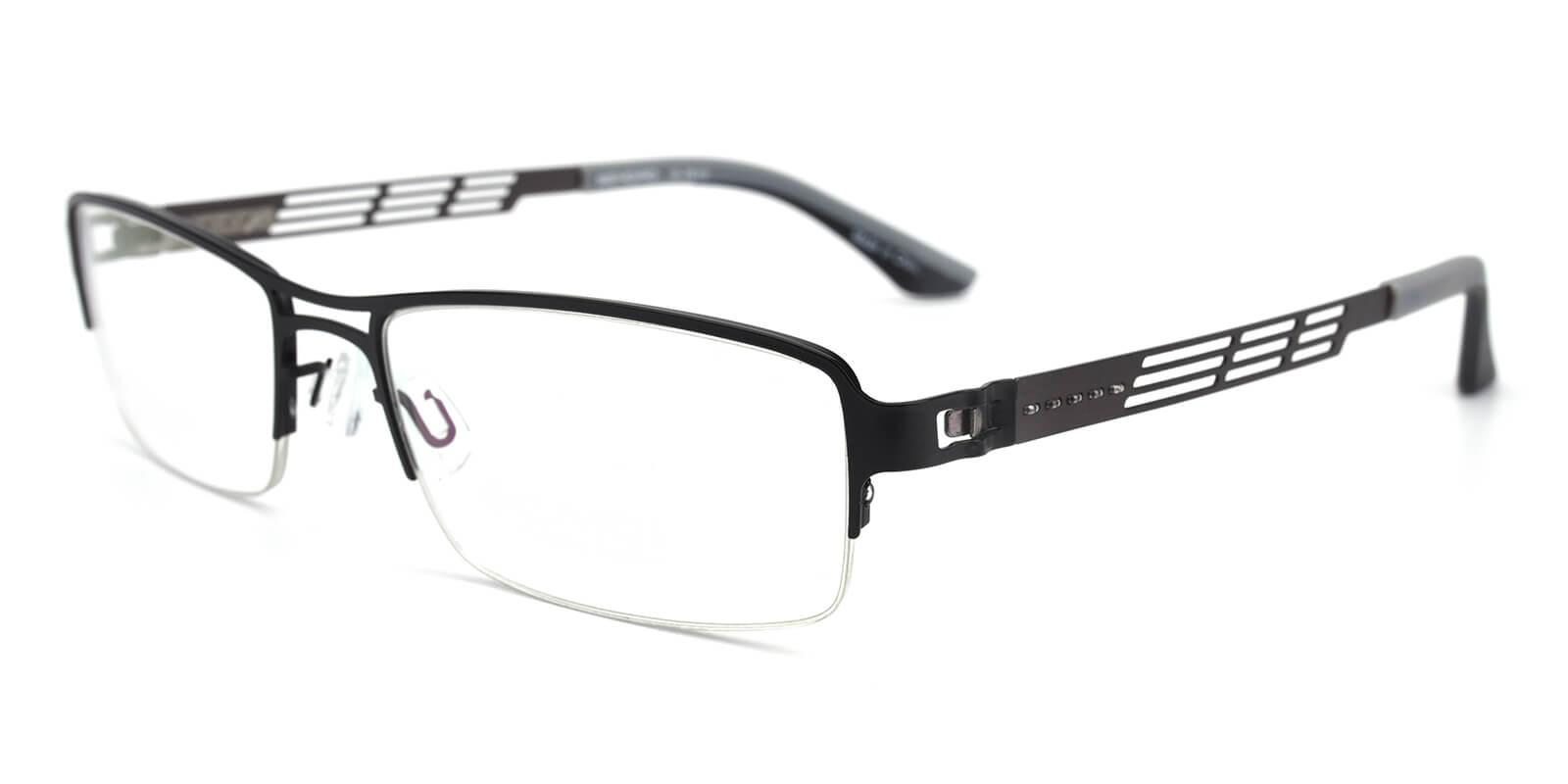 Carel-Gray-Rectangle-Metal-Eyeglasses-detail