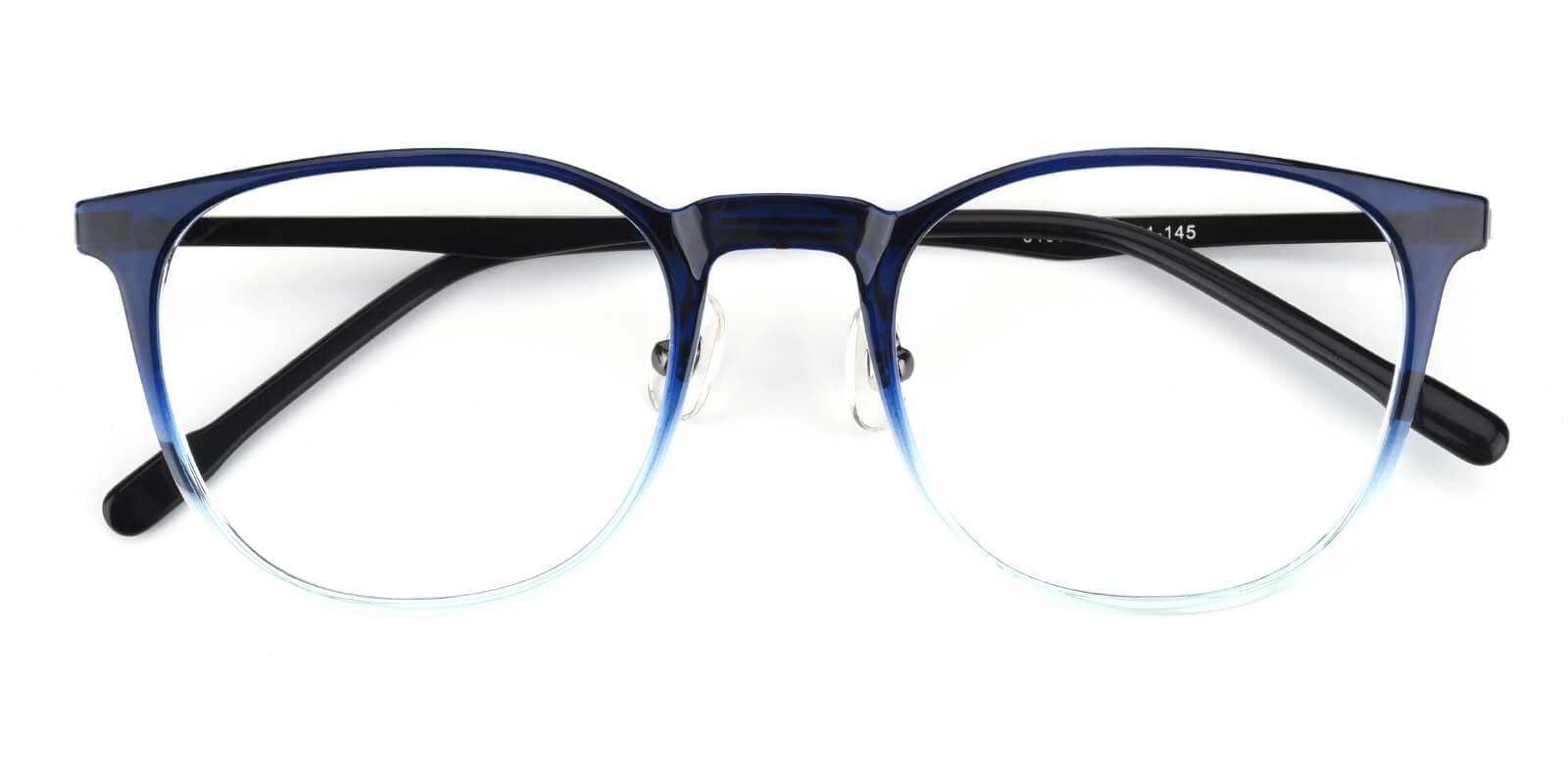 Aura-Blue-Square-TR-Eyeglasses-detail