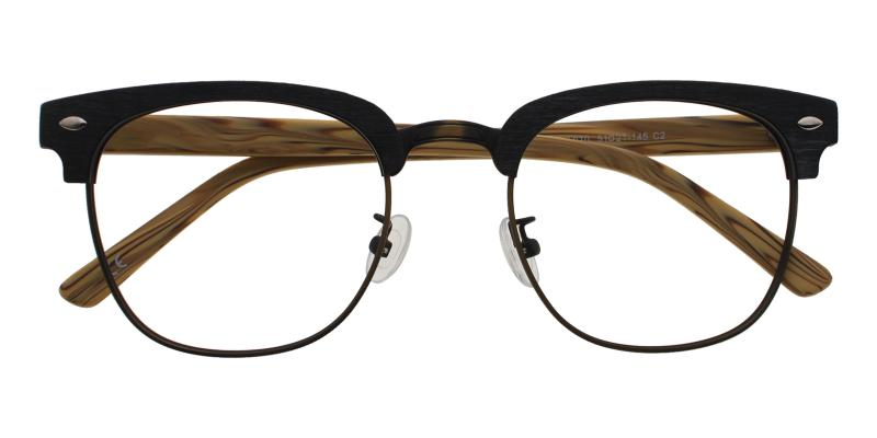 Sequency-Black-Eyeglasses