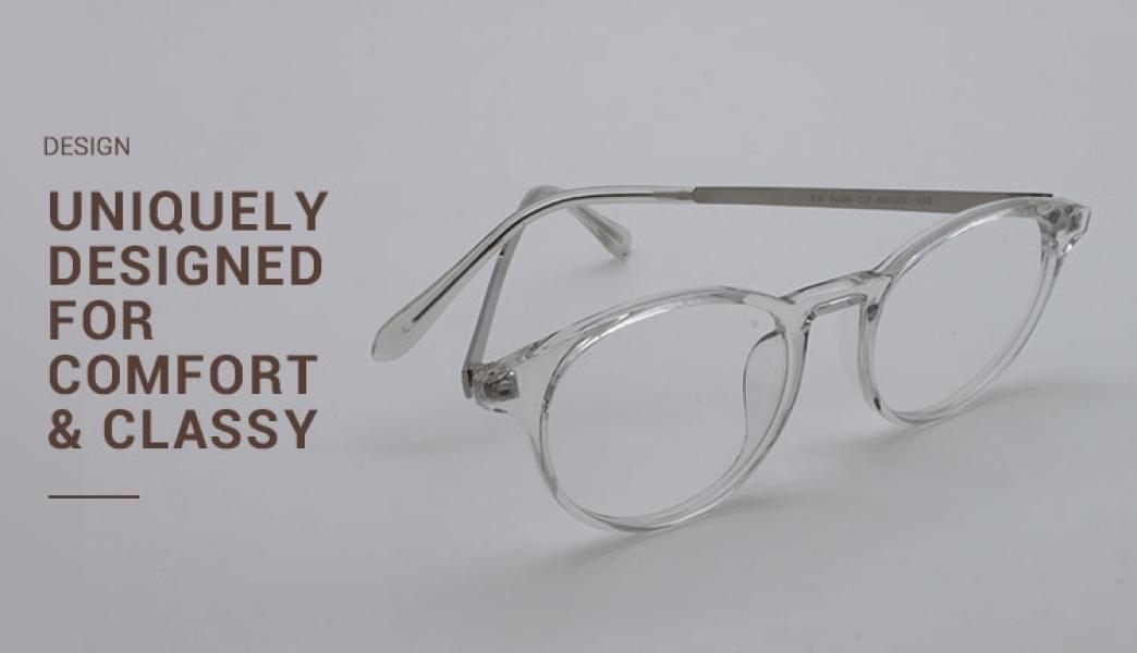 Zaire-Translucent-Metal / TR-Eyeglasses-detail3