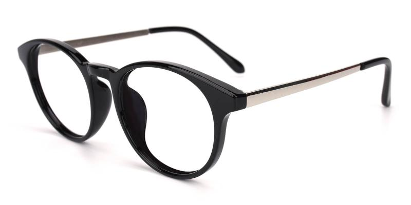 Zaire-Black-Eyeglasses