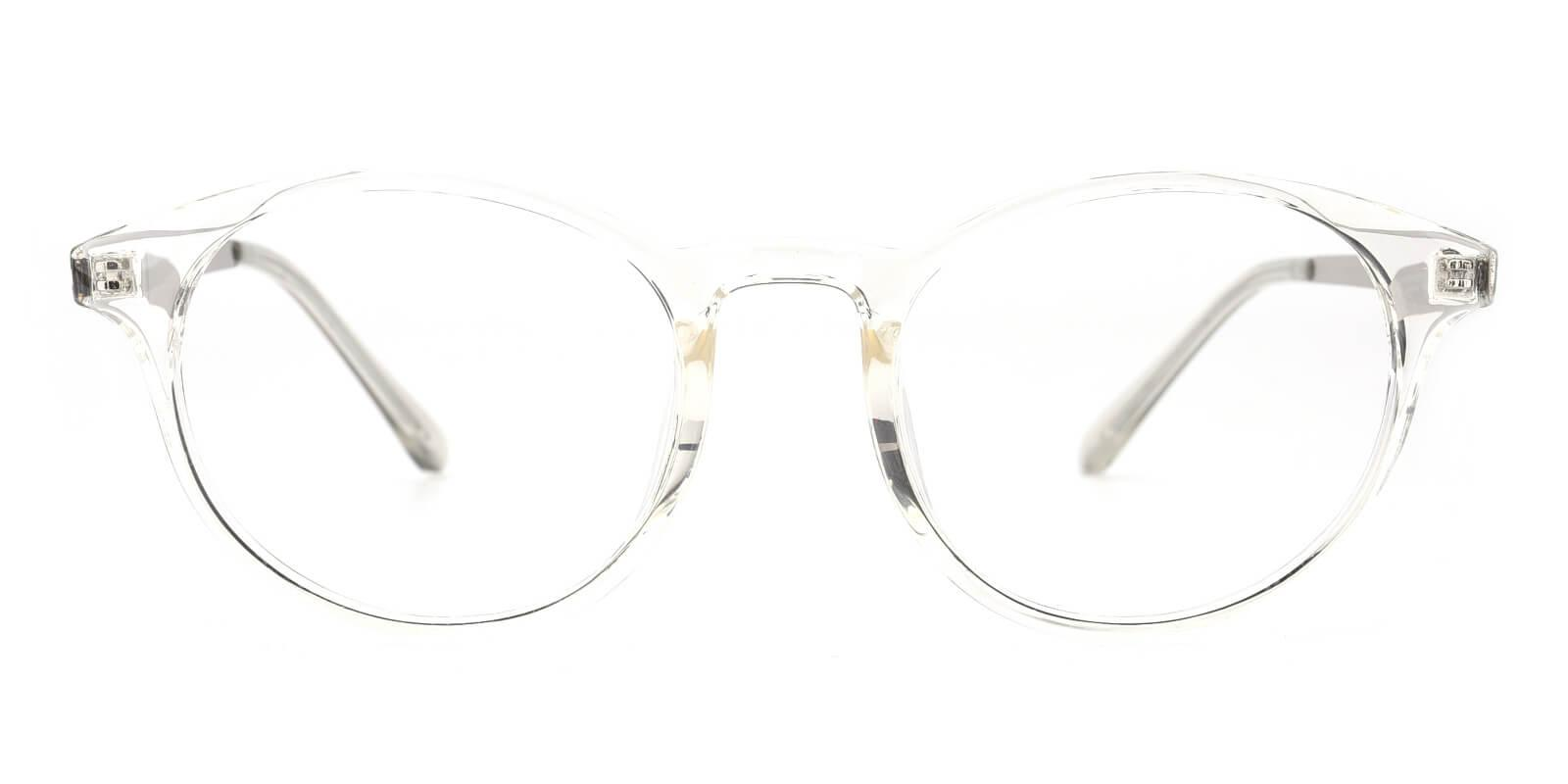 Zaire-Translucent-Round-Metal / TR-Eyeglasses-additional2