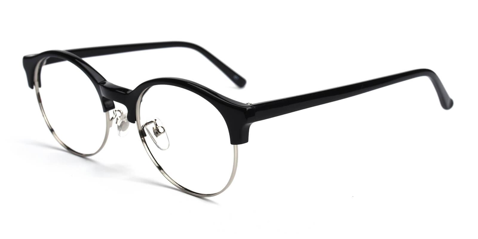 Zenoria-Black-Browline-Combination-Eyeglasses-additional1