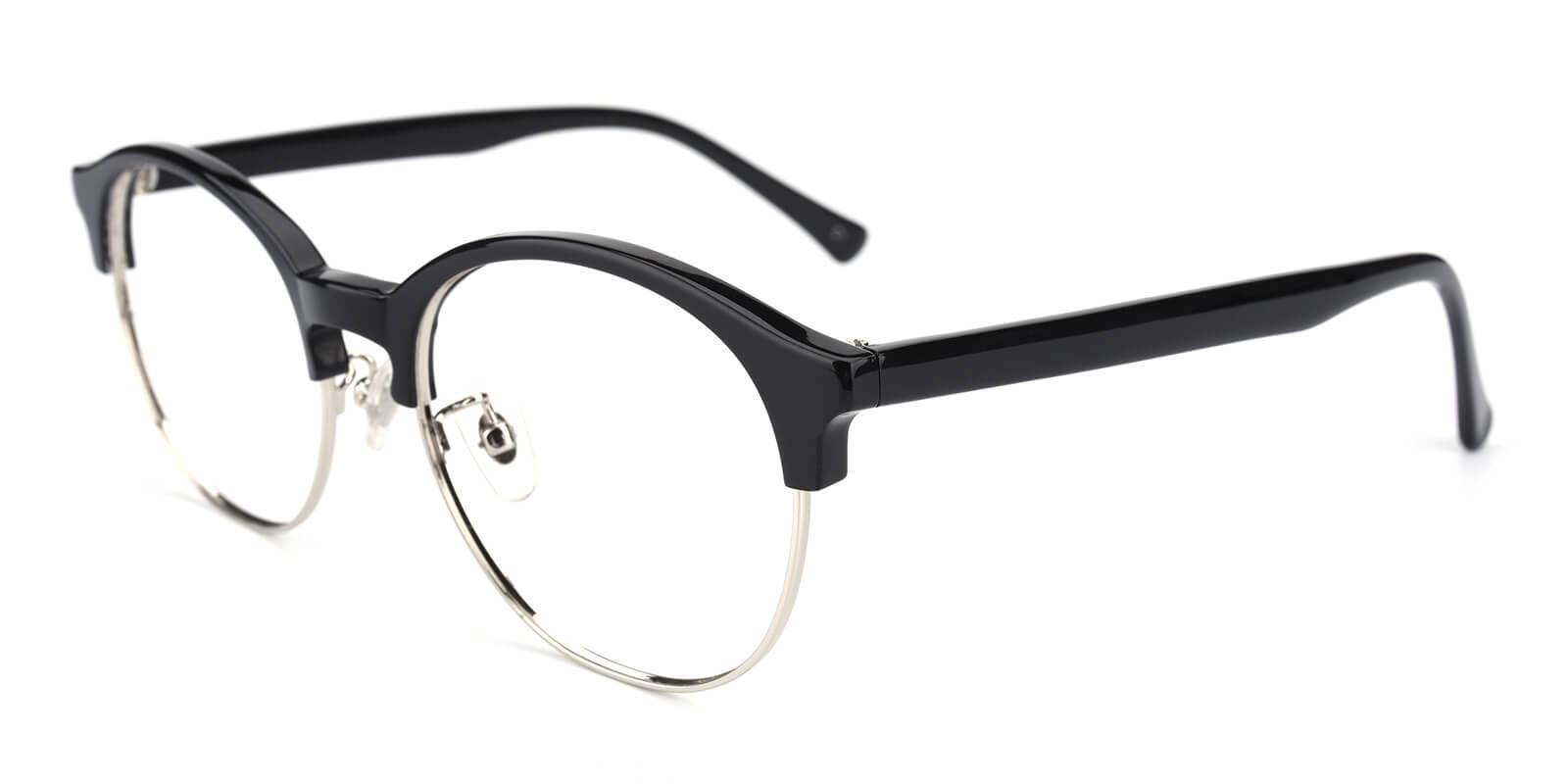 Mandisey-Black-Browline-Combination-Eyeglasses-additional1