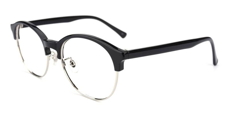 Mandisey-Black-Eyeglasses