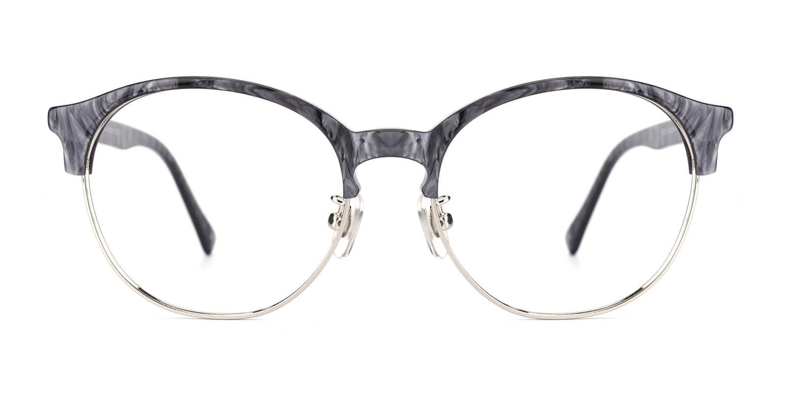 Mandisey-Gray-Browline-Combination-Eyeglasses-additional2
