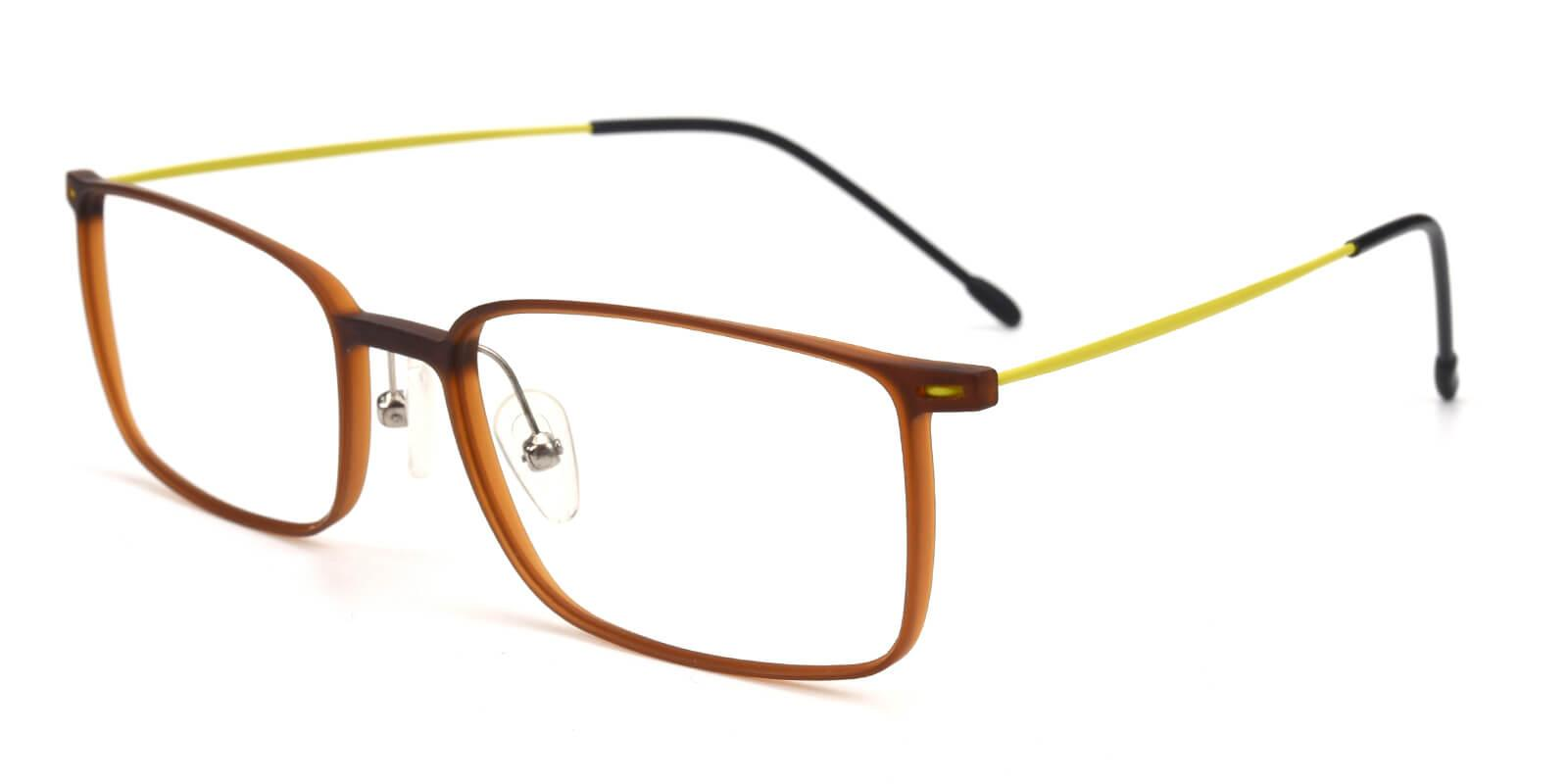 Glory-Brown-Rectangle-Combination-Eyeglasses-additional1