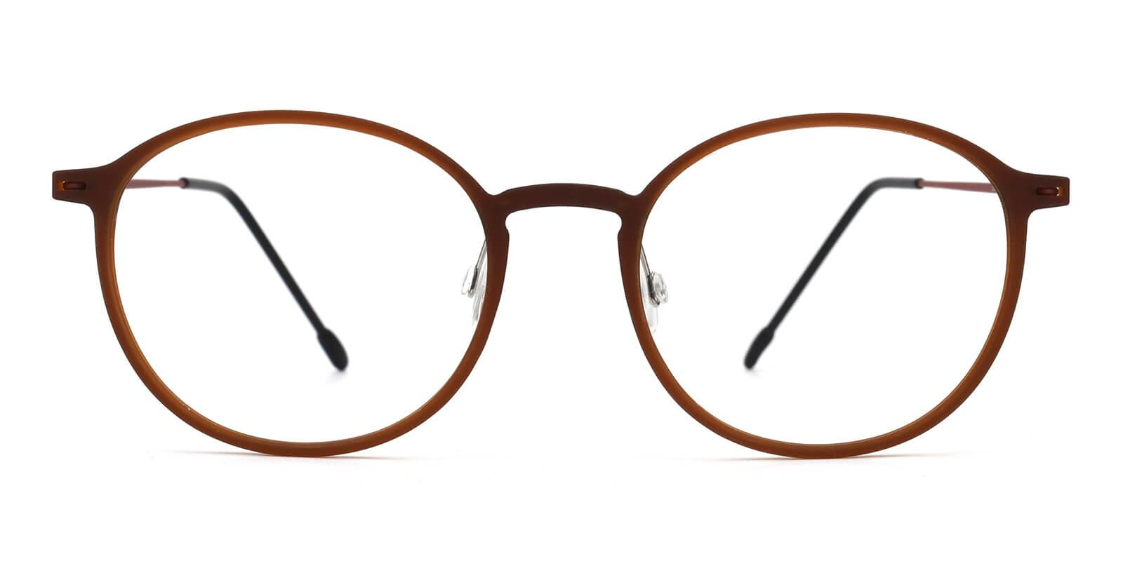 Yunda-Brown-Round-Combination-Eyeglasses-additional2