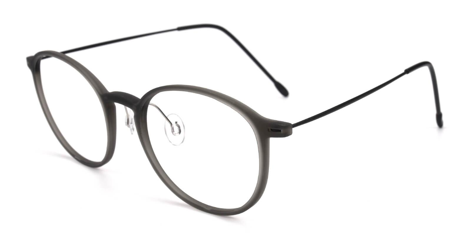Yunda-Gray-Round-Combination-Eyeglasses-additional1