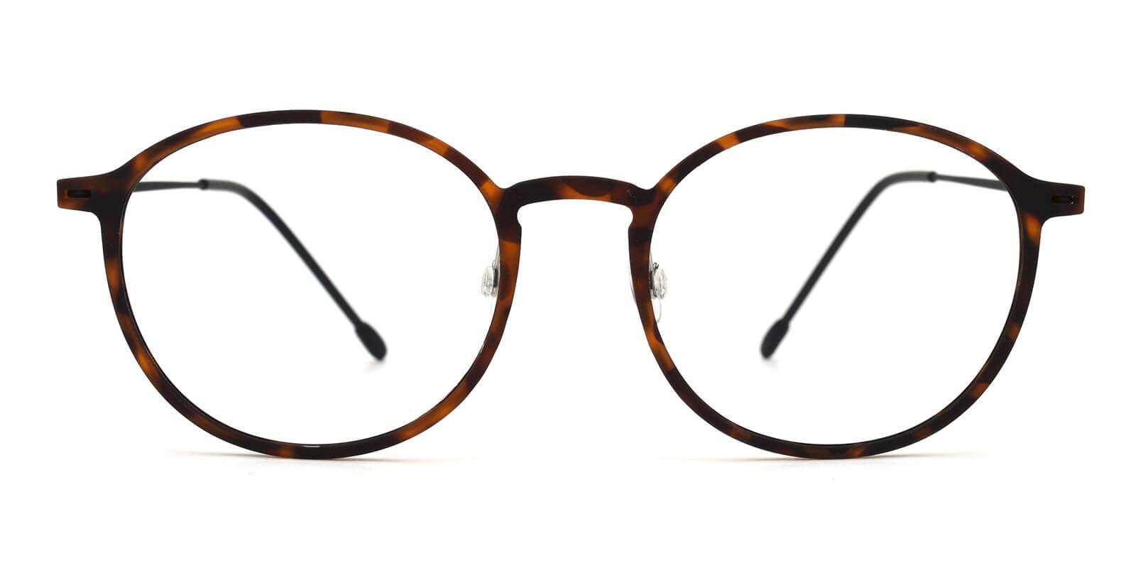 Yunda-Tortoise-Round-Combination-Eyeglasses-additional2