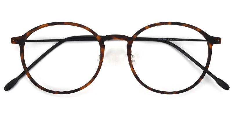 Yunda-Tortoise-Eyeglasses
