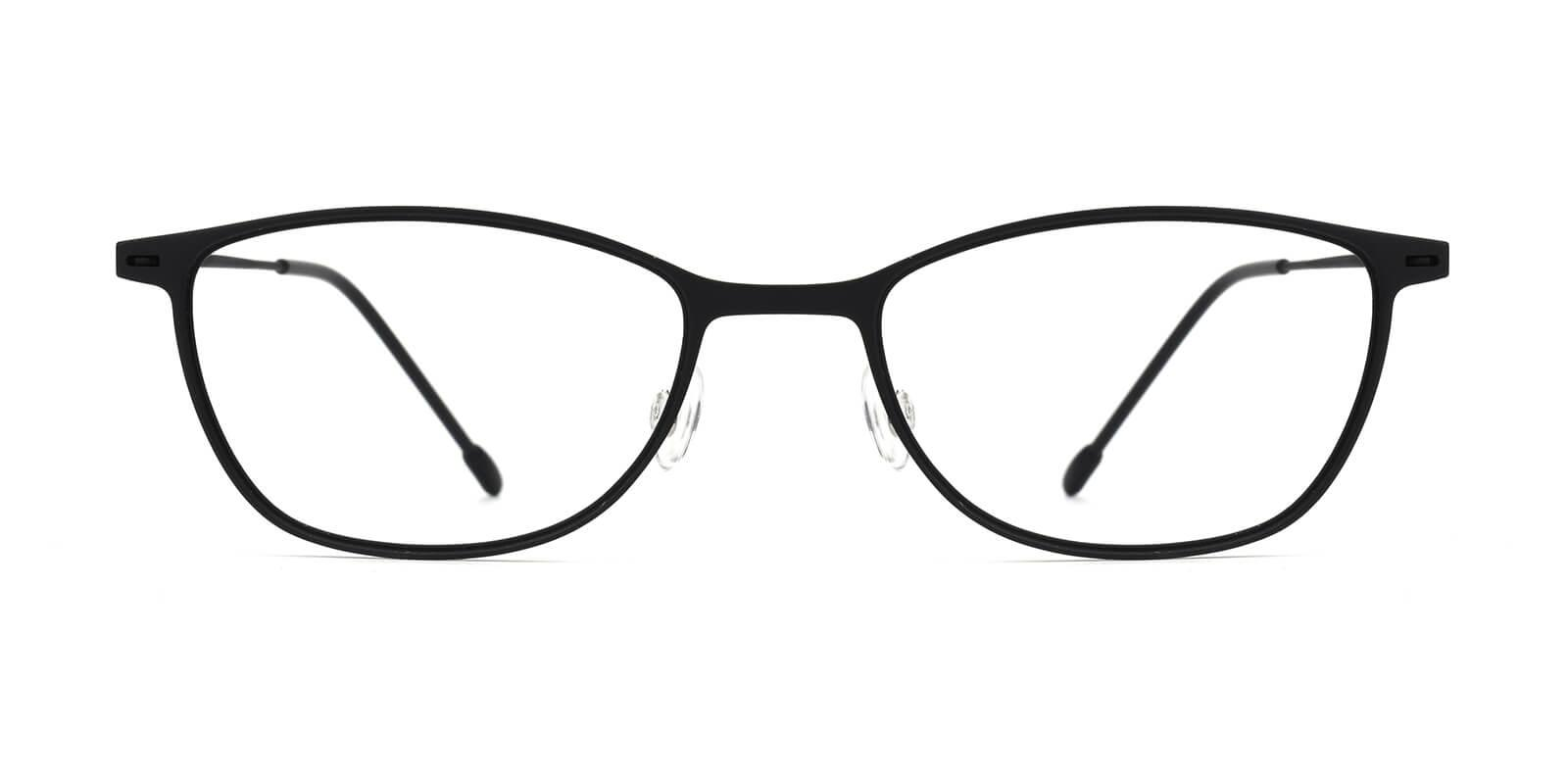 Pridgen-Black-Rectangle / Cat-Combination-Eyeglasses-additional2