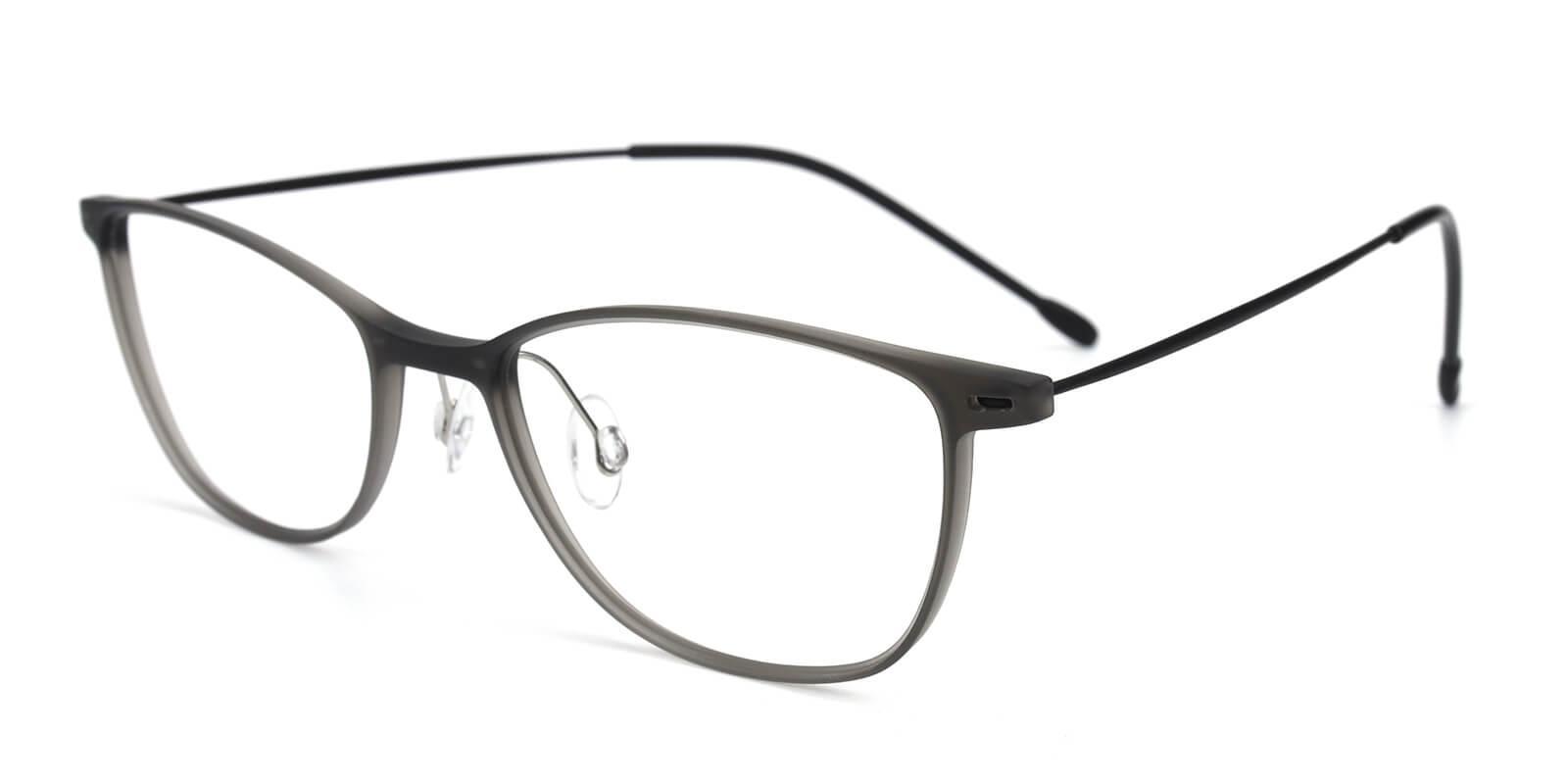 Pridgen-Gray-Rectangle / Cat-Combination-Eyeglasses-additional1