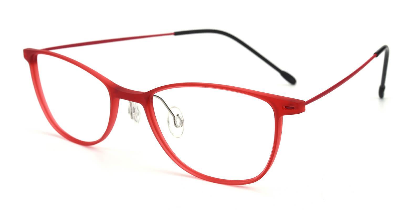 Pridgen-Red-Rectangle / Cat-Combination-Eyeglasses-additional1