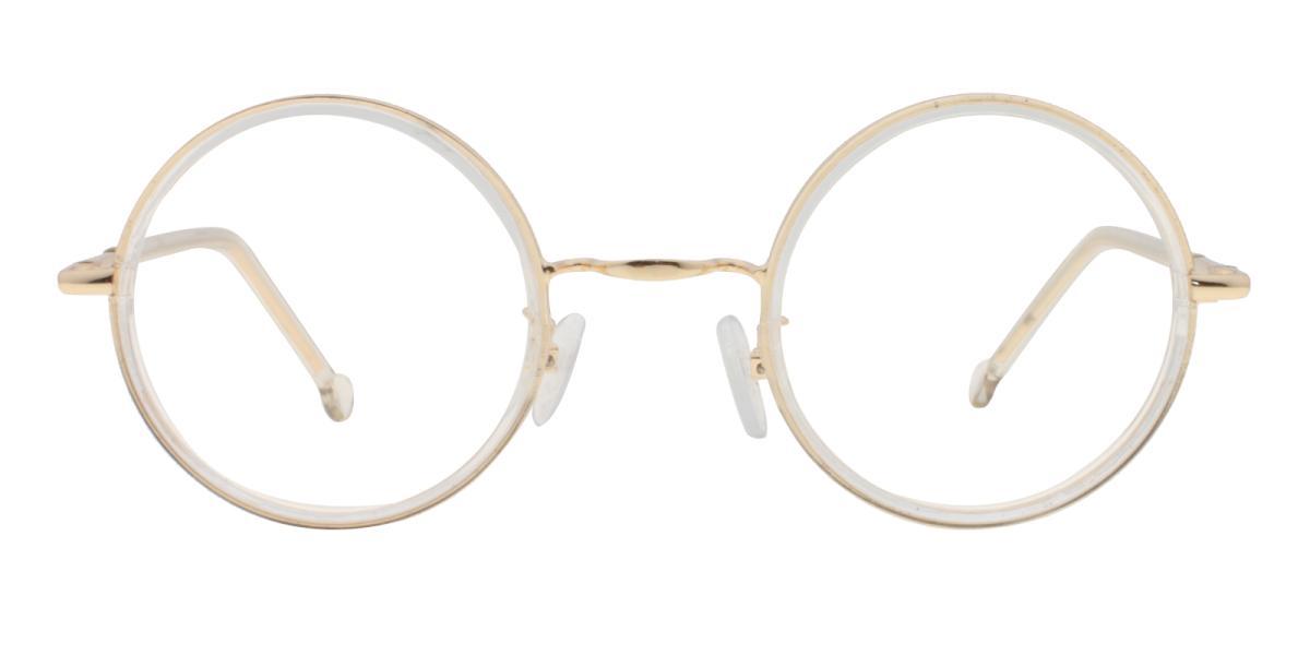 Gamma-Translucent-Round-Metal-Eyeglasses-additional2