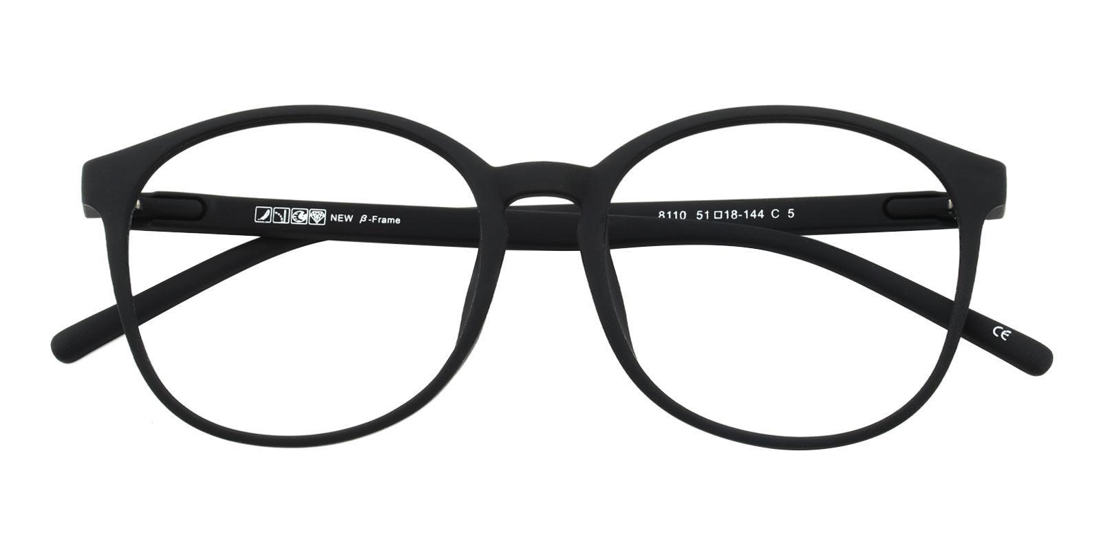 Kolins-Black-Square-TR-Eyeglasses-detail