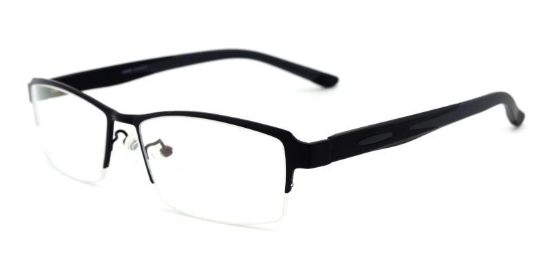 Lewis-Black-Eyeglasses / NosePads