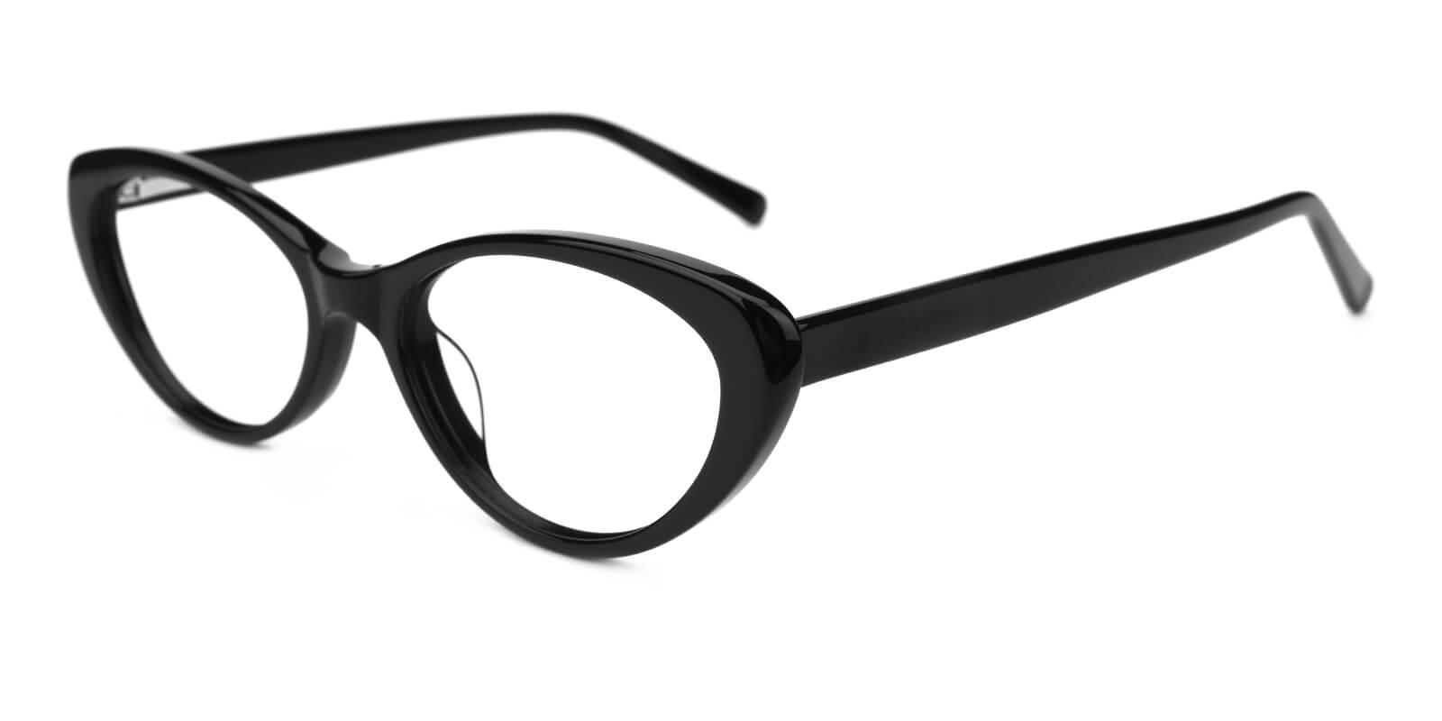 Fragment-Black-Cat-Acetate-Eyeglasses-detail