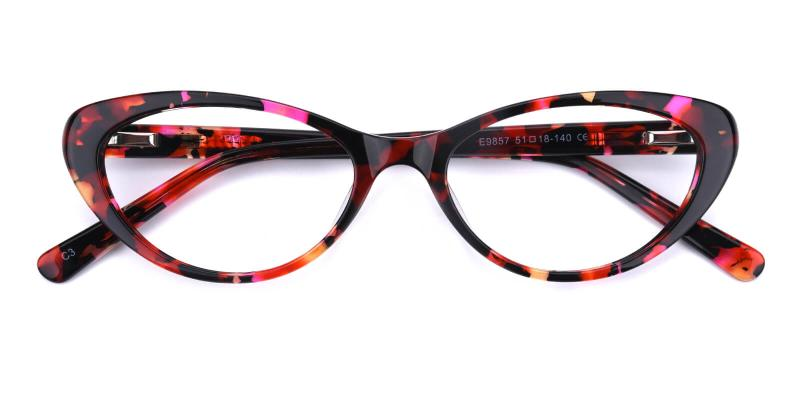 Fragment-Pattern-Eyeglasses