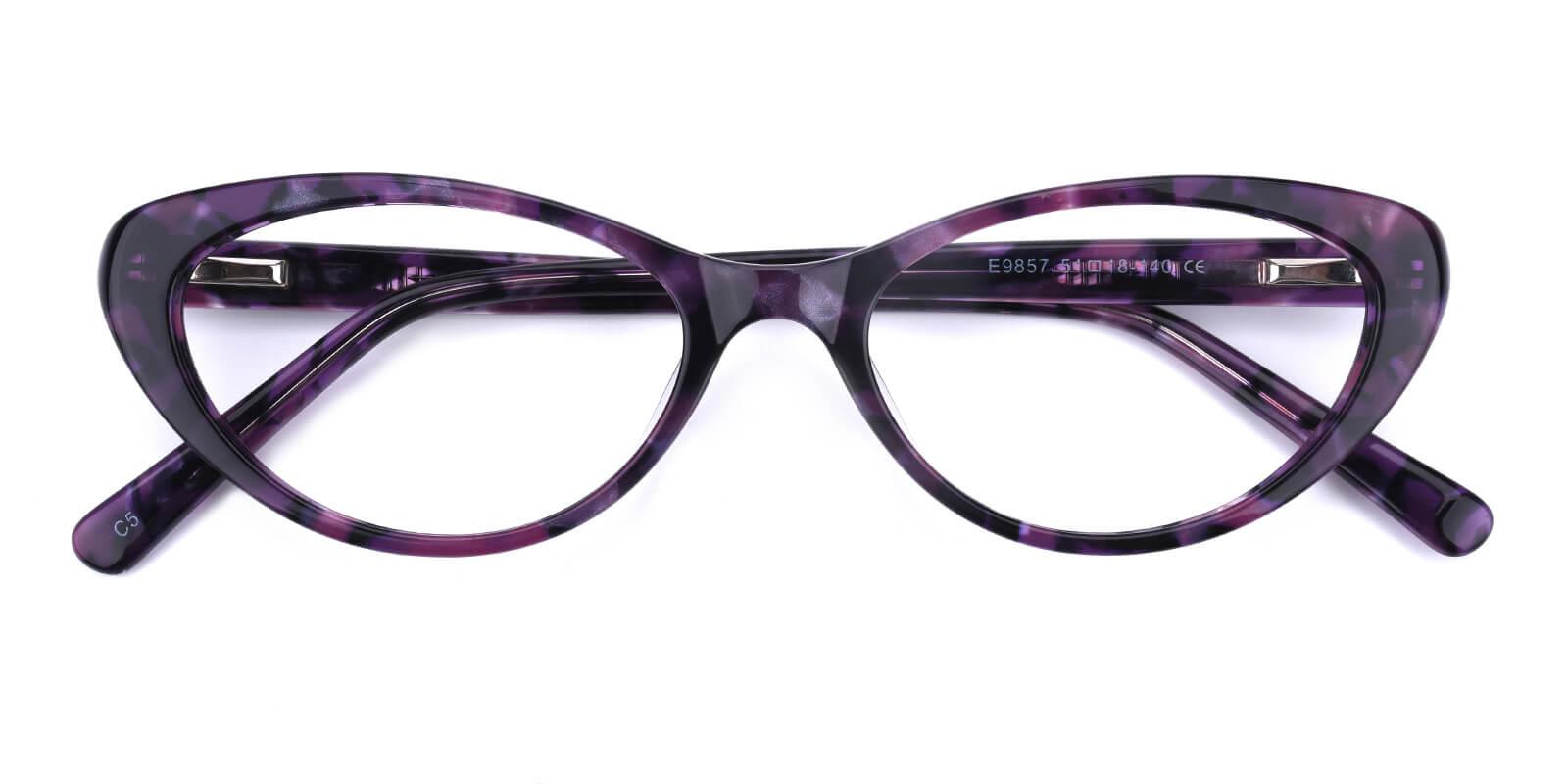Fragment-Purple-Cat-Acetate-Eyeglasses-detail