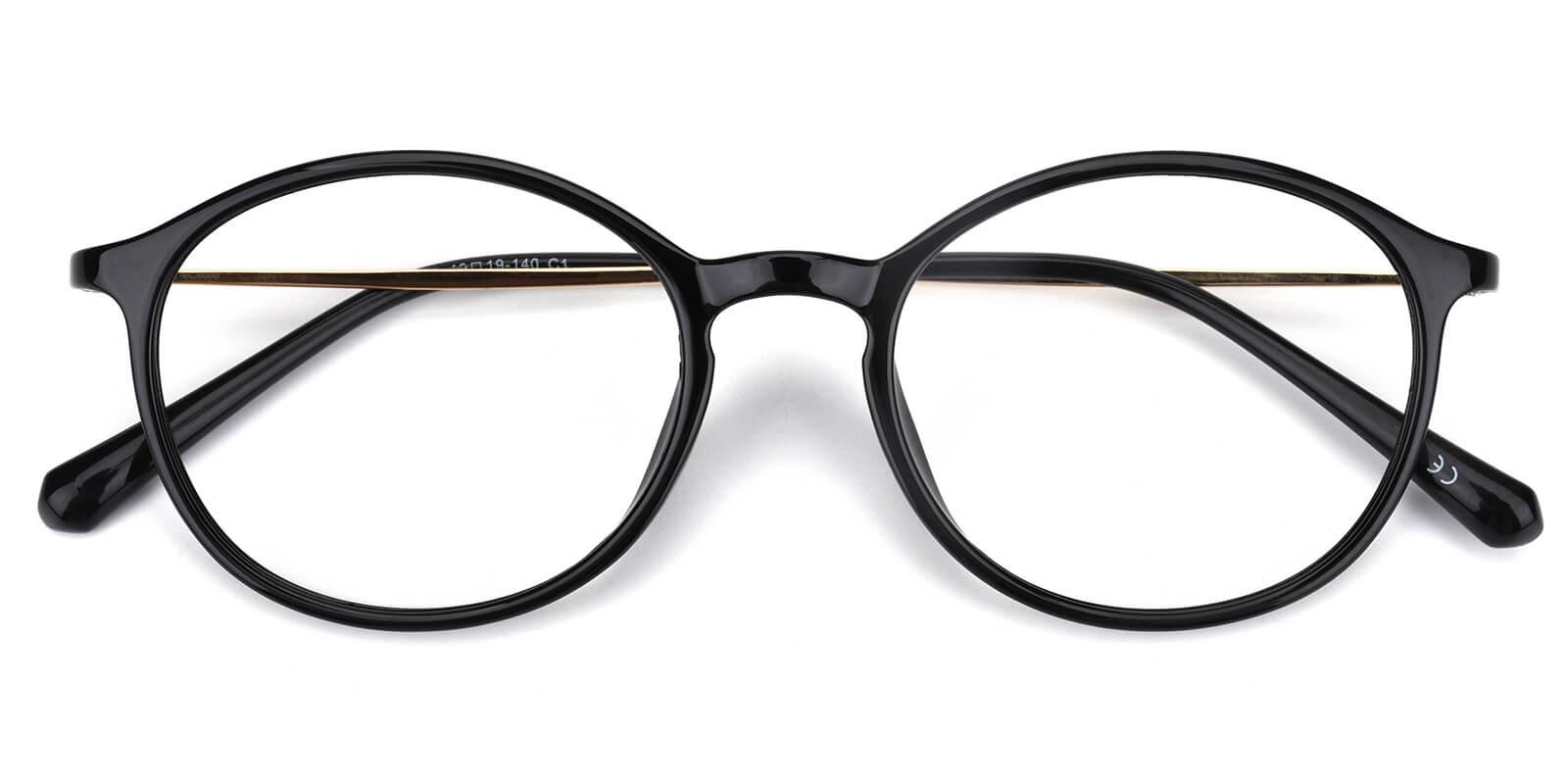 Game-Black-Round-TR-Eyeglasses-detail