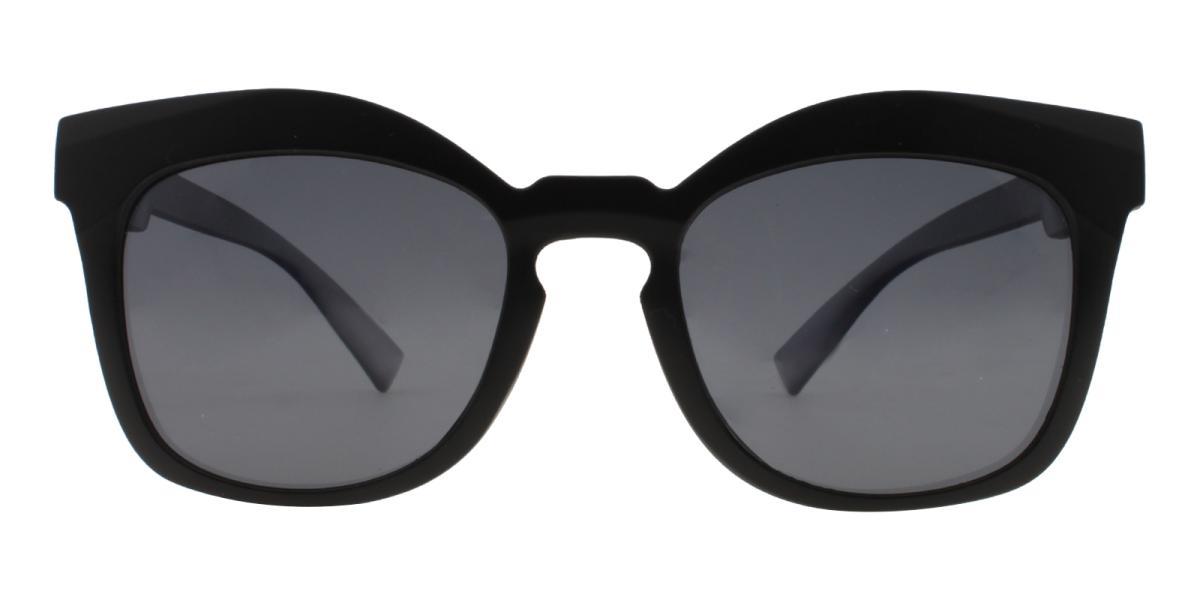 -Black-Cat-Plastic-Sunglasses-detail