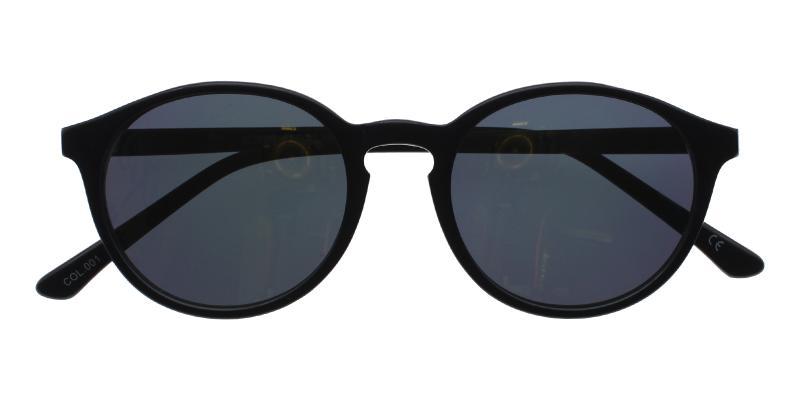 Grailm-Black-Sunglasses / UniversalBridgeFit
