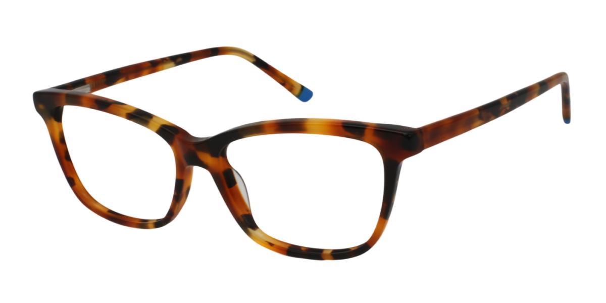 Clowdia-Leopard-Square / Cat-Acetate-Eyeglasses-additional1