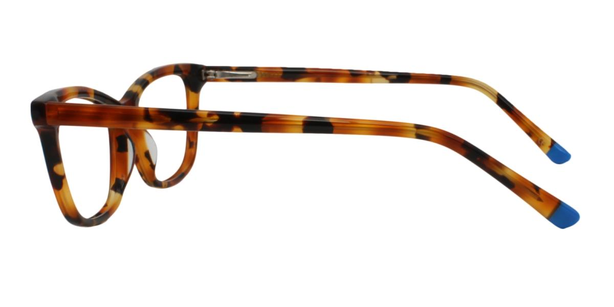 Clowdia-Leopard-Square / Cat-Acetate-Eyeglasses-additional3