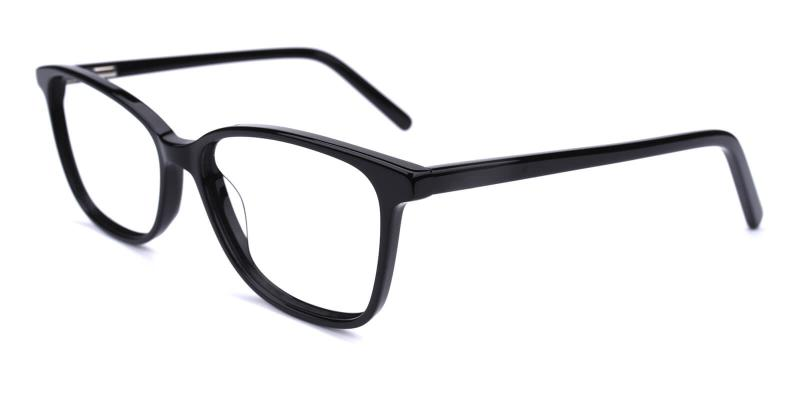Believe-Black-Eyeglasses