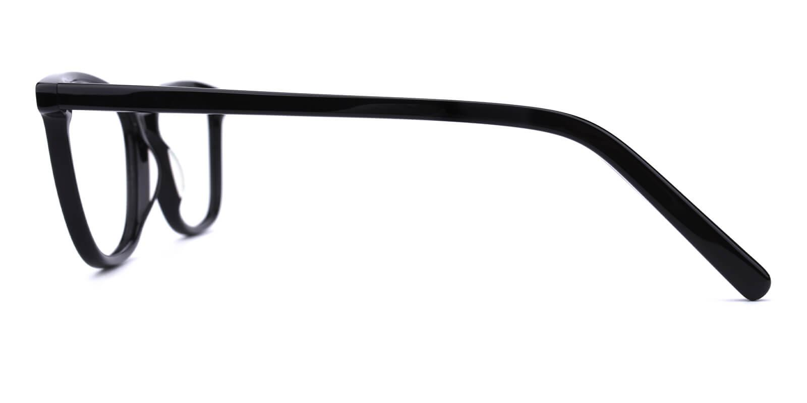 Believe-Black-Square / Cat-Acetate-Eyeglasses-additional3