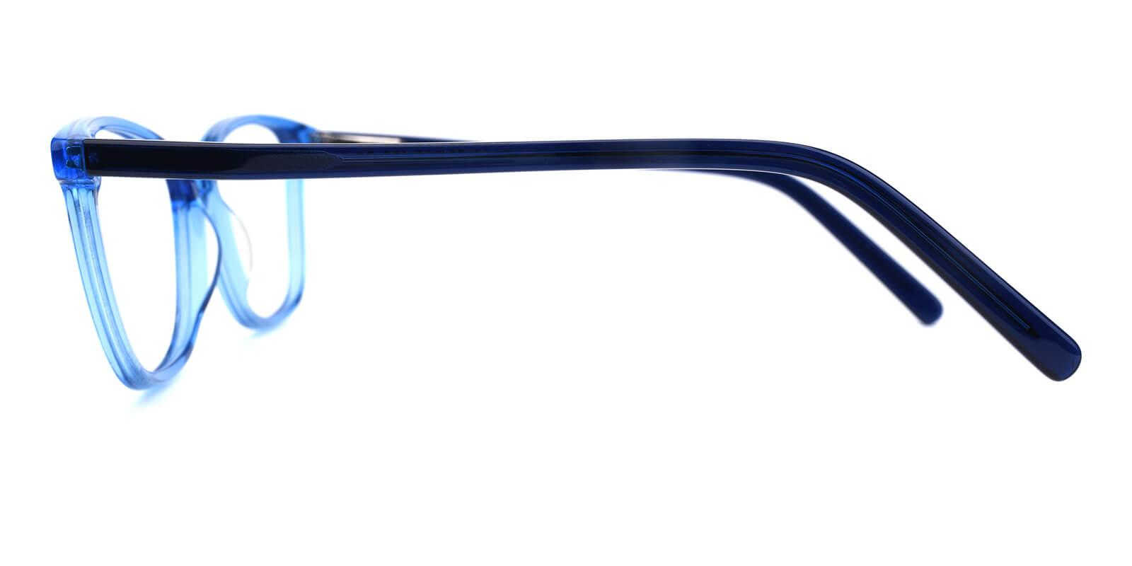 Believe-Blue-Square / Cat-Acetate-Eyeglasses-additional3