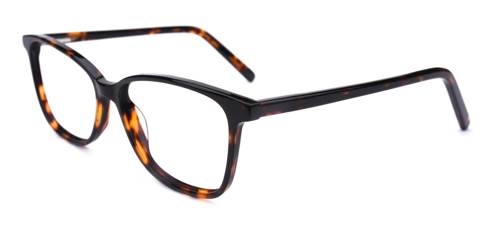 Believe-Tortoise-Square / Cat-Acetate-Eyeglasses-additional1
