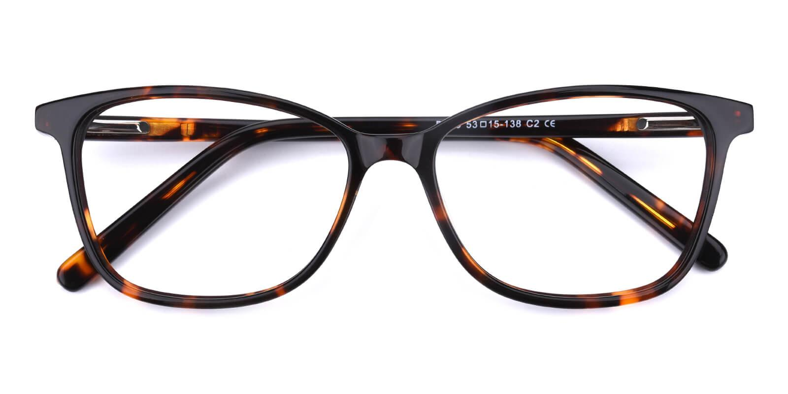 Believe-Tortoise-Square / Cat-Acetate-Eyeglasses-detail