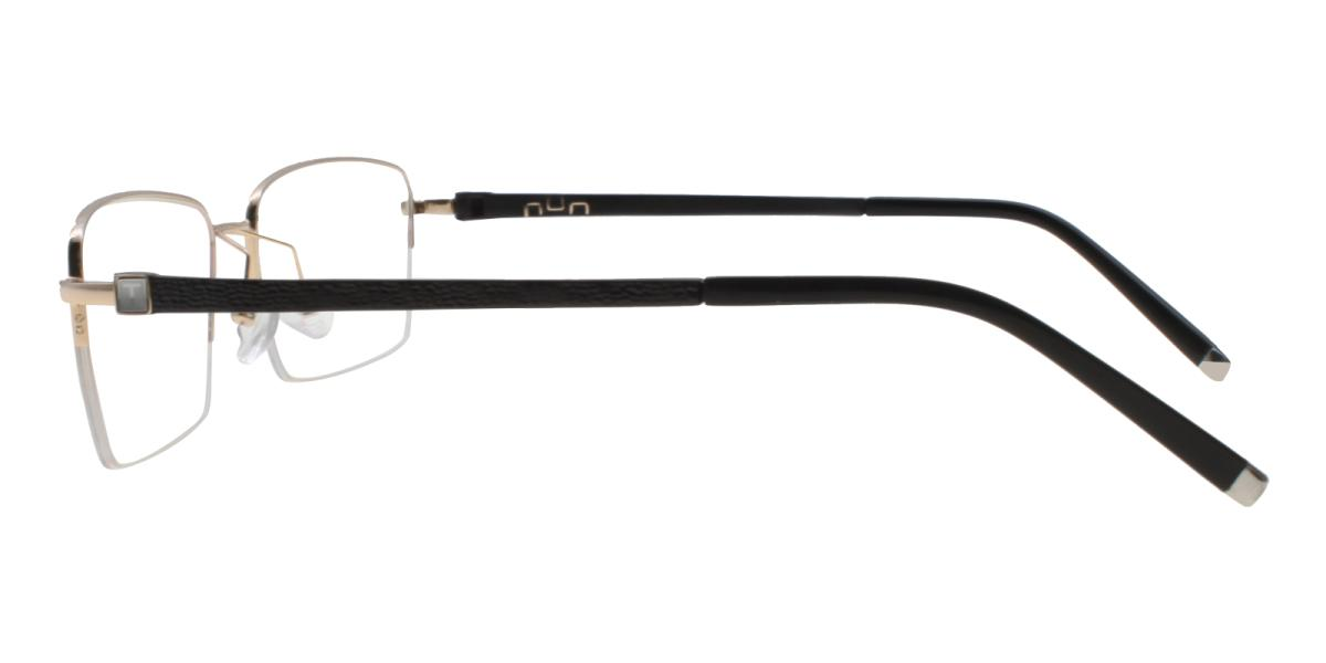 Grapheen-Gold-Rectangle-Titanium-Eyeglasses-additional3