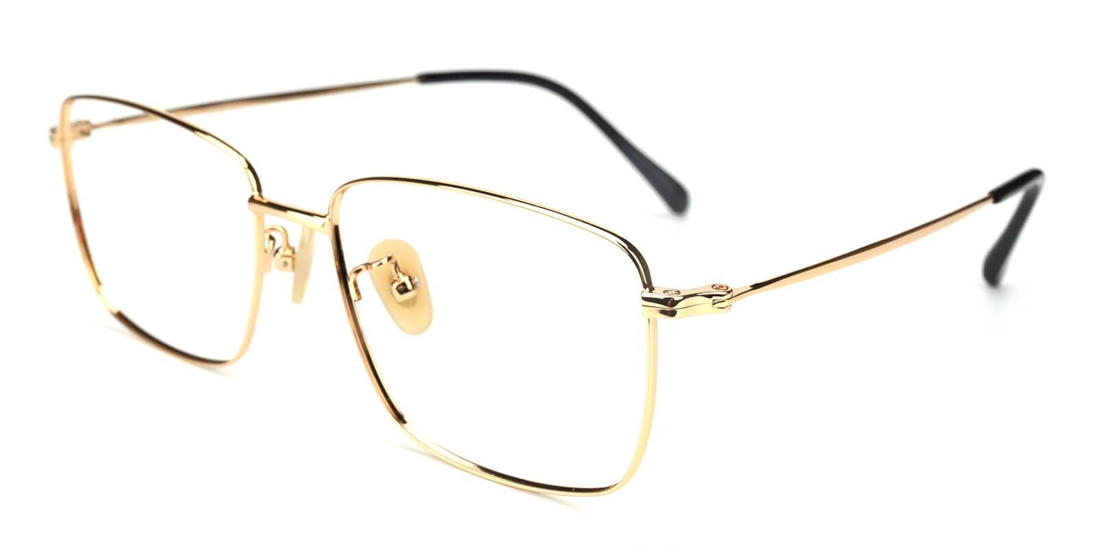 Pensieve-Gold-Square-Titanium-Eyeglasses-additional1