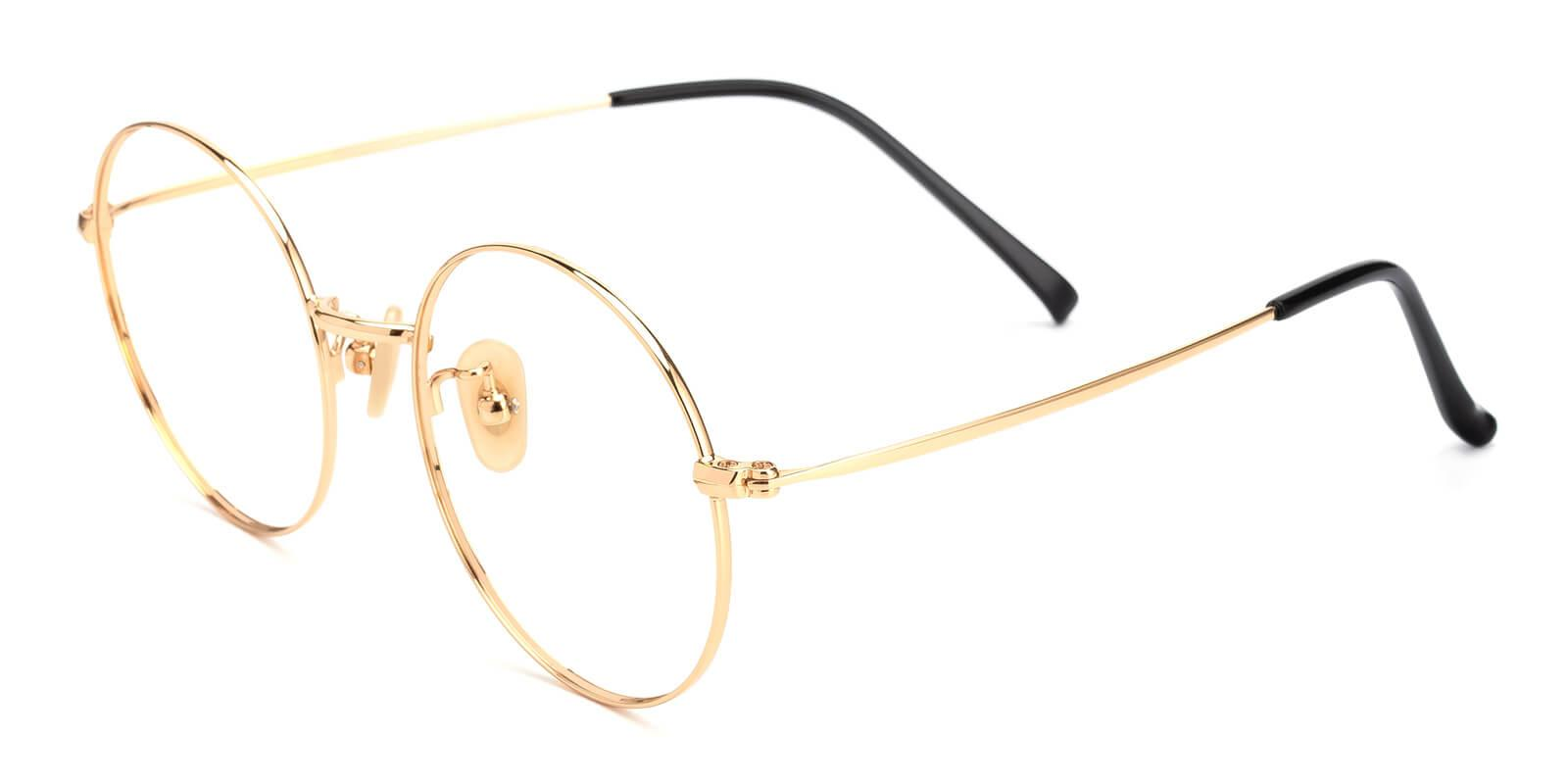 Theenity-Gold-Round-Titanium-Eyeglasses-additional1