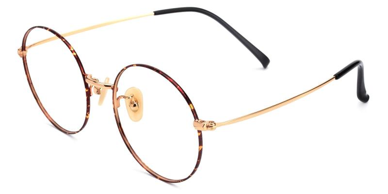 Theenity-Pattern-Eyeglasses / Lightweight / NosePads