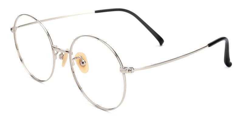 Theenity-Silver-Eyeglasses