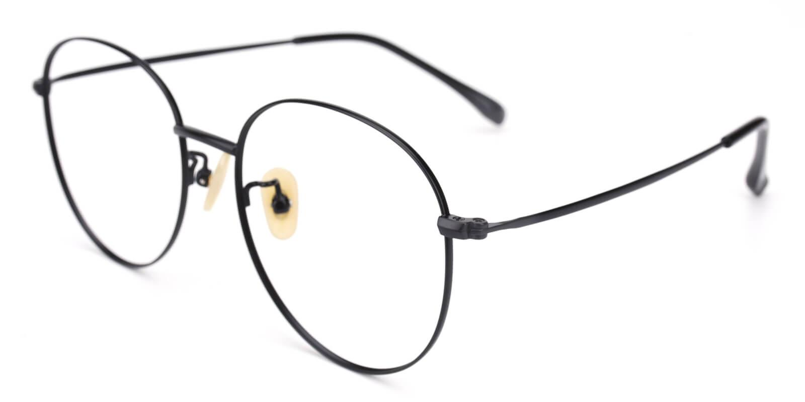 Mondigo-Black-Round-Titanium-Eyeglasses-additional1