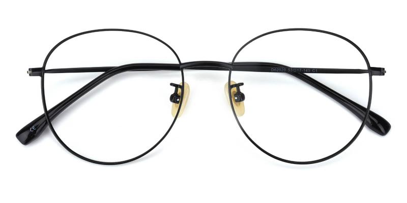 Mondigo-Black-Eyeglasses