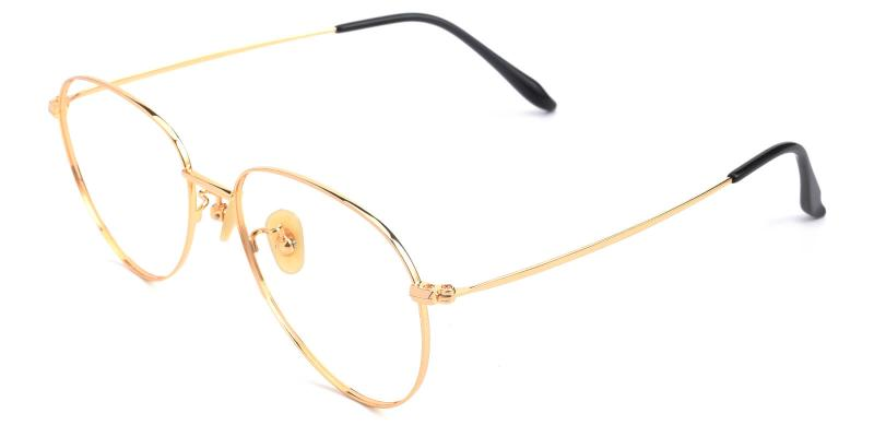 Epilogue-Gold-Eyeglasses